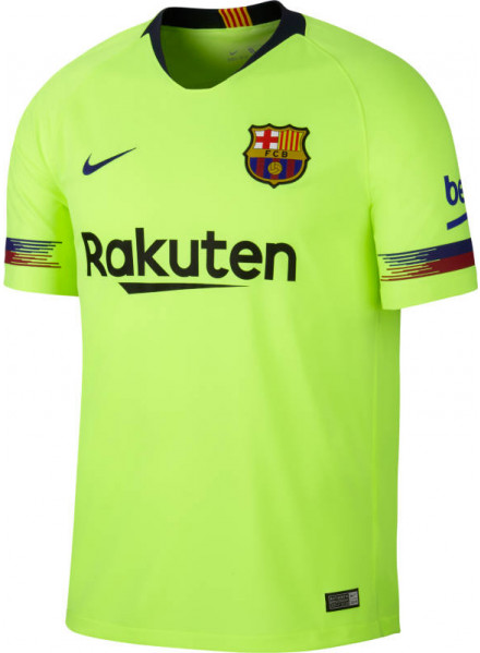 NIKE BARÇA SHIRT 2º EQUIPMENT ADULT 18/19