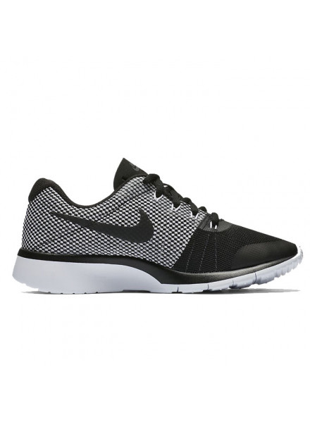 NIKE TANJUN RACER SHOES WOMAN BLACK