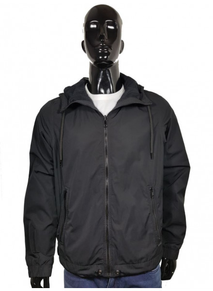 DIESEL SIMONS BLACK JACKET MAN