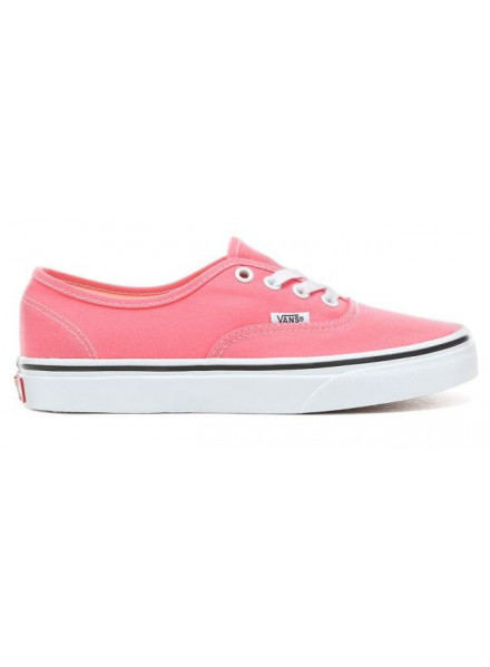 Vans Authentic Strawberry Pink/White Shoes