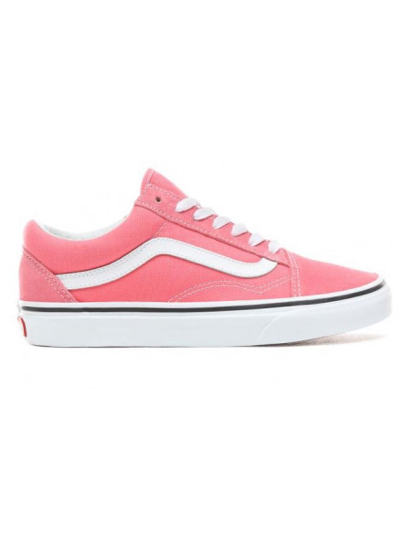 Vans Old Skool Strawberry Pink/White Shoes
