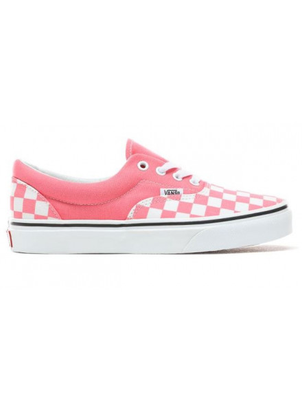 Vans Era Checkerboard Strawberry Shoes