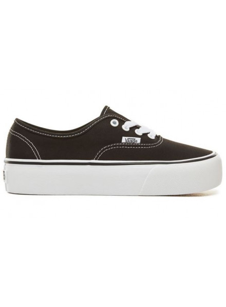 Vans Authentic Platform 2 Black Shoes