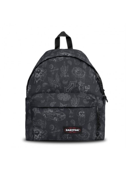 EASTPAK PADDED PAKD WEST BLACK BACKPACK