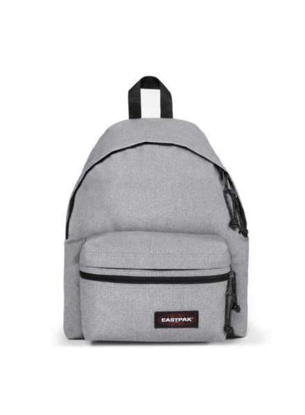 EASTPAK PADDED ZIPPLR SUNDAY GREY BACKPACK