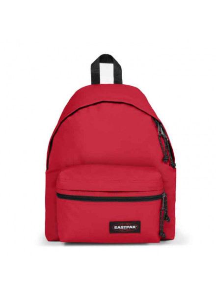 EASTPAK PADDED ZIPPLR STOP RED BACKPACK