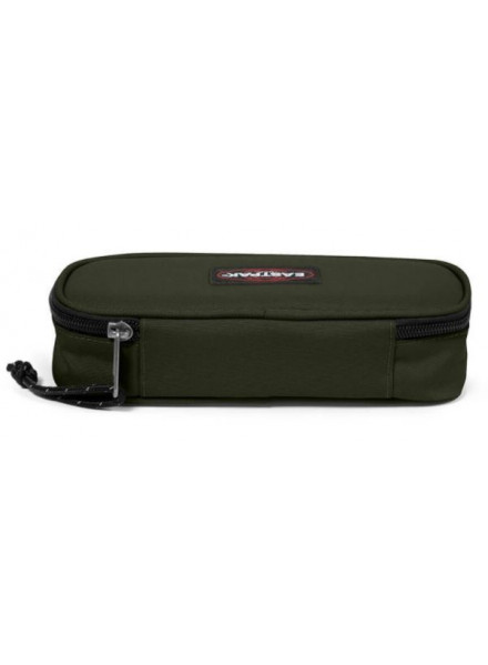 EASTPAK OVAL SINGLE BLACK CASE