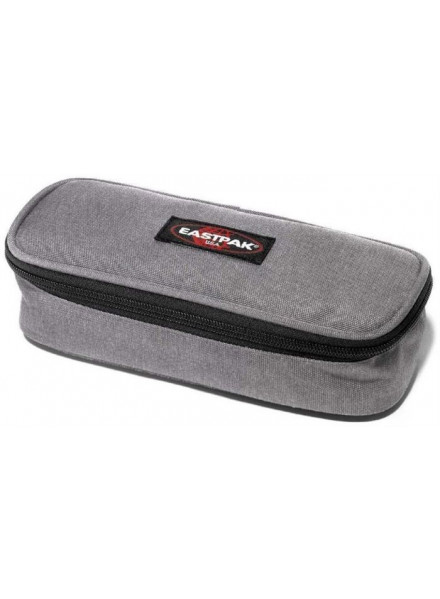 EASTPAK OVAL SINGLE SUNDAY GREY CASE