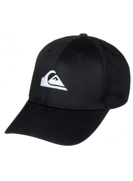 QUIKSILVER DECADES HDWR BLACK HAT MAN