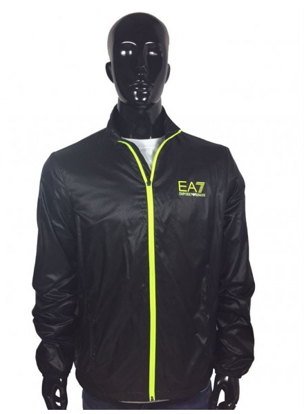EA7 BLACK JACKET MAN