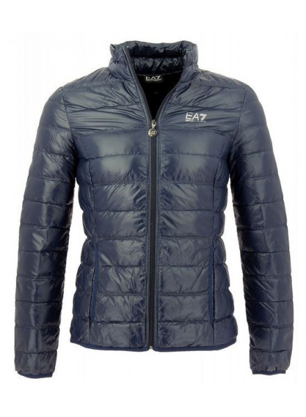 EA7 BLU NAVY WOMAN JACKET
