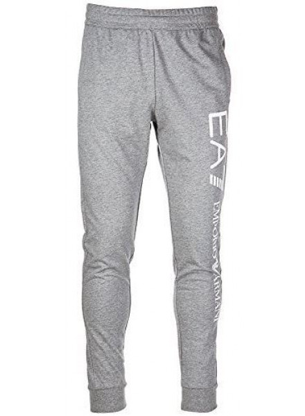 EA7 PANTS MAN GREY MEDIUM MELANGE