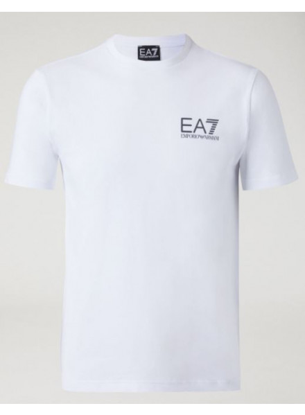 EA7 T-SHIRT MAN WHITE
