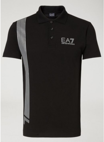 EA7 POLO MAN BLACK