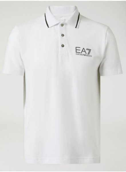 EA7 POLO MAN WHITE