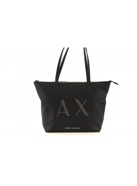 Armani Exchange 00020 Black  Bag Woman