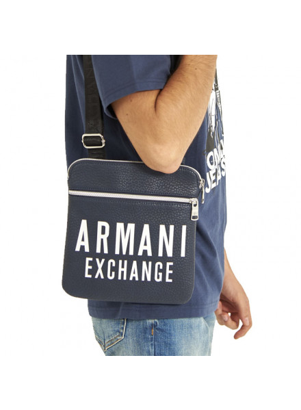 Armani Exchange shoulder strap