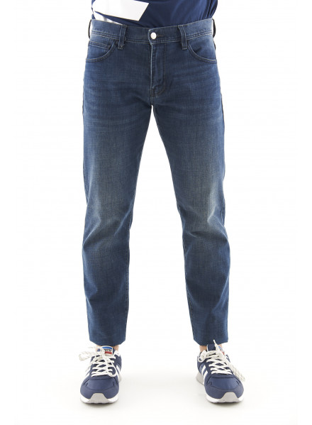 Armani Exchange Denim Pants Man