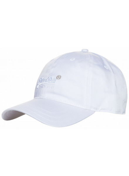SUPERDRY OL SOFT TOUCH OPTIC WHITE WOMAN CAP