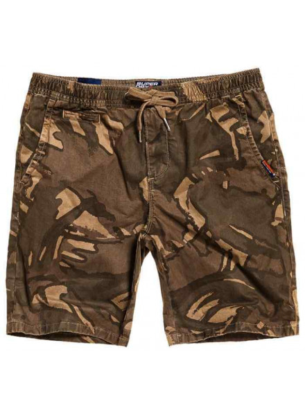 Superdry Sunscordched Outline Man Short