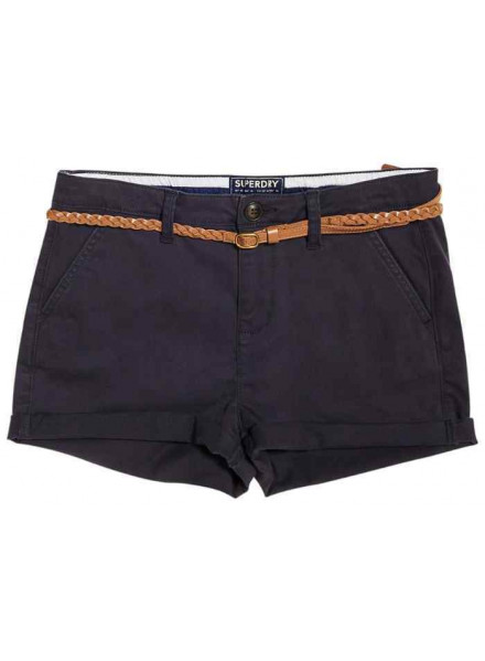 Superdry Chino Hot Midnight Woman Short