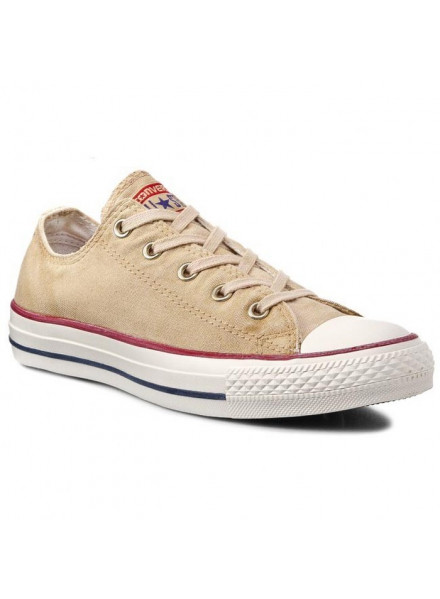 CONVERSE SHOES CHUCK TAYLOR ALL STAR CREAM WOMEN