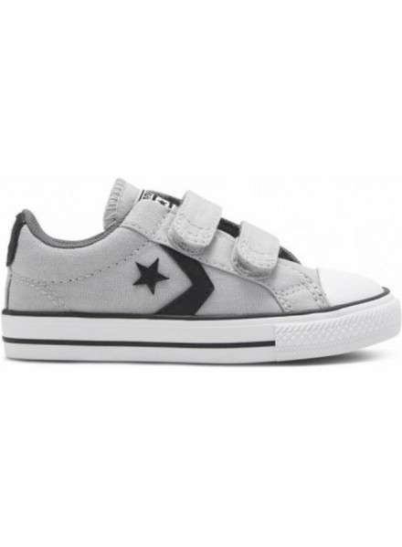 CONVERSE SHOES STAR PLAYER ALL STAR GREY KIDS