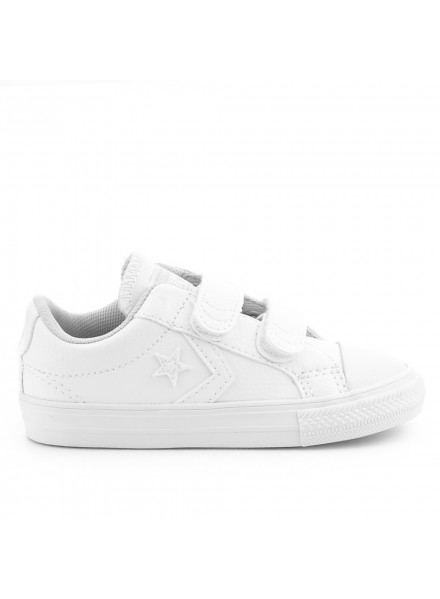 CONVERSE STAR PLAYER WHITE JUNIOR