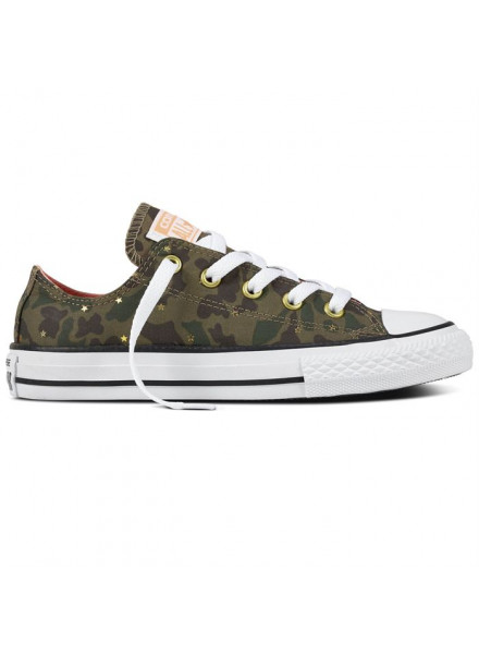CONVERSE CHUCK TAYLOR MILITAR WOMAN/JUNIOR SHOES