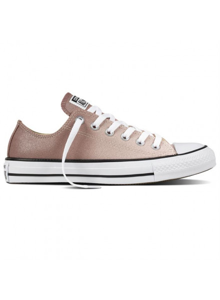 CONVERSE CHUCK TAYLOR PINK WOMAN SHOES