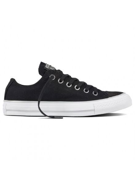 CONVERSE CHUCK TAYLOR BLACK WOMAN SHOES