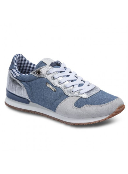 PEPE JEANS GABLE SUE MARINE SHOES WOMAN