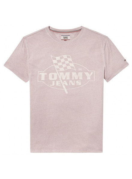 TOMMY HILFIGER FINISH LINE VIOLET ICE T-SHIRT