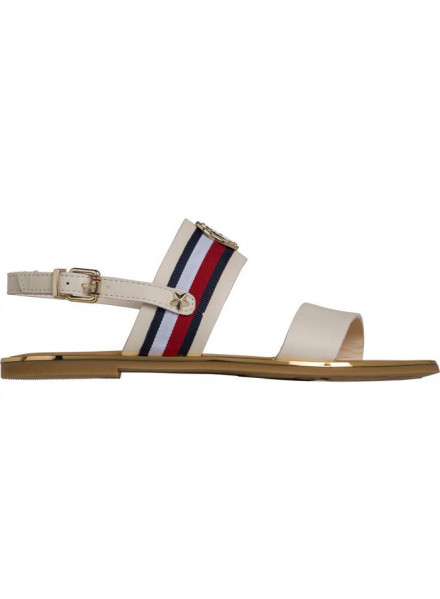 TOMMY HILFIGER CORPORATE RI WHISPER WHITE WOMAN SHOES