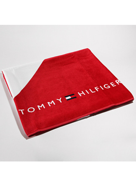 Toalla Tommy Hilfiger Tango Red