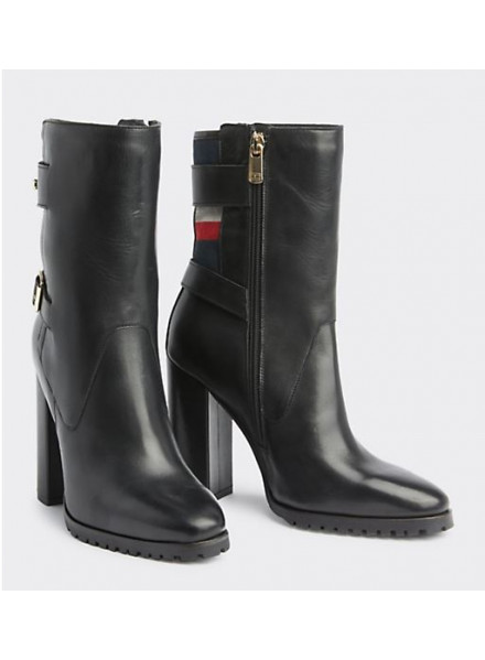 Tommy Hilfiger Modern Blank Boots