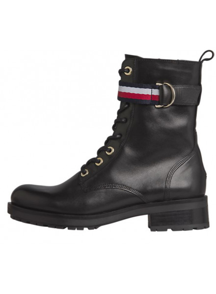 Tommy Hilfiger Corporate Ribbon Boots