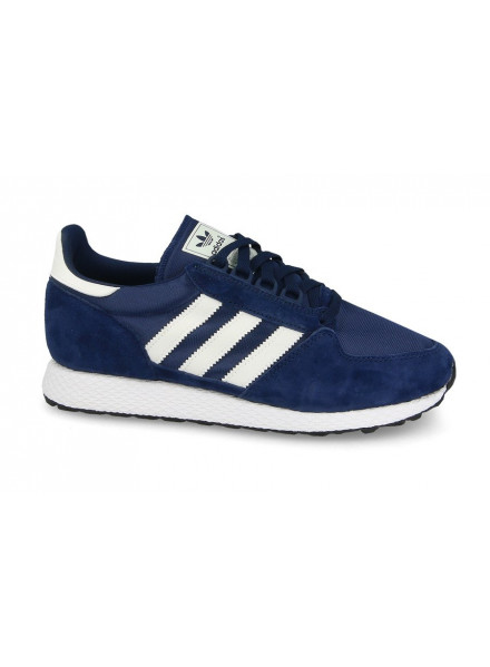 ADIDAS FOREST GROVE NAVY UNIVERSITARY MAN SHOES