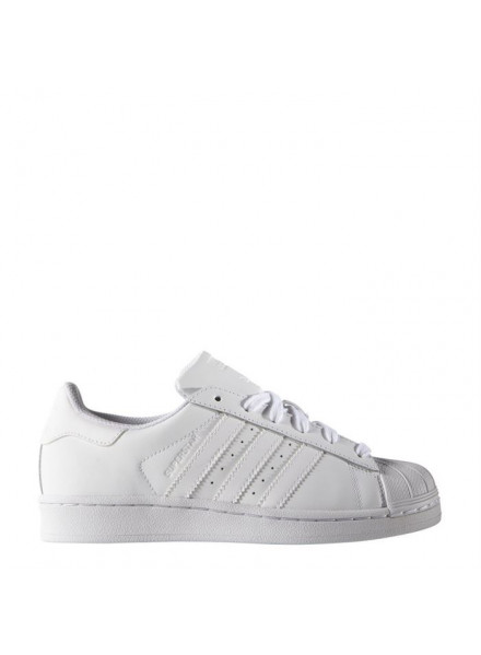 ADIDAS ORIGINALS SUPERSTAR WHITE SHOES MAN