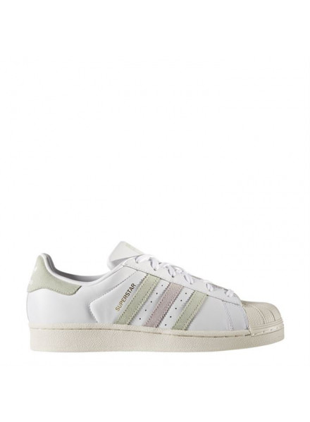 ADIDAS ORIGINALS SUPERSTAR WHITE SHOES WOMAN/JUNIOR