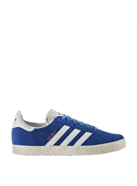 ADIDAS ORIGINALS GAZELLE SHOES WOMAN / KIDS BLUE