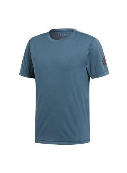 BLUE ADIDAS FREELIFT CHIL TSHIRT