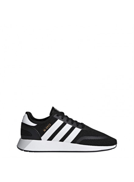 ADIDAS ORIGINALS INIKI N-5923 BLACK SHOES