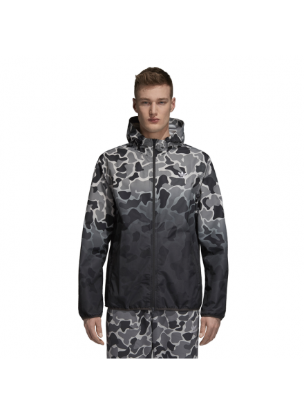ADIDAS CAMO WB MULTICOLOR MAN JACKET