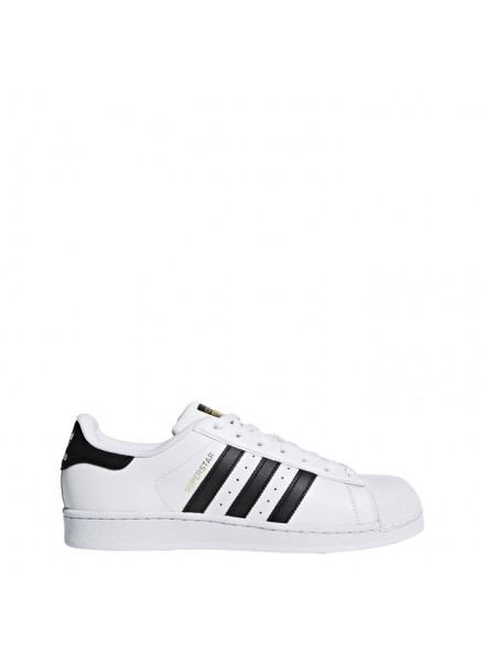 ADIDAS ORIGINALS SUPERSTAR CLASSIC WHITE SHOES MAN