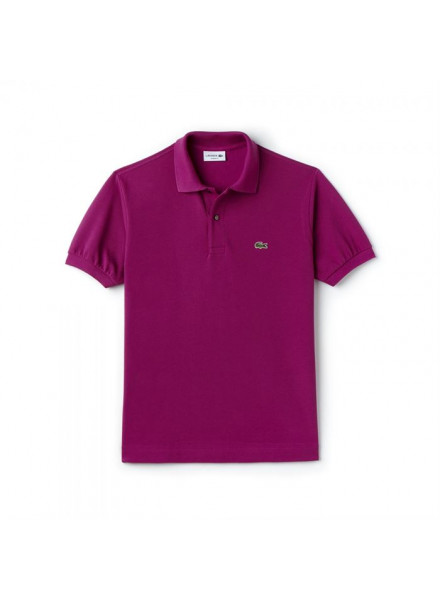 LACOSTE POLO PURPLE M/C L1212-00