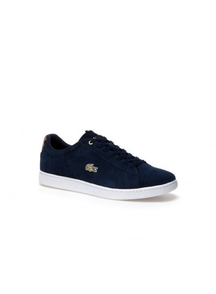 LACOSTE CARNABY EVO 118 4 SHOES BLUE MAN