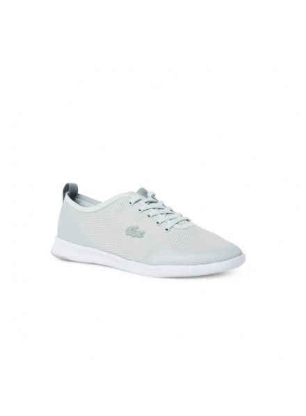 LACOSTE AVENIR 118 BLUE SHOES WOMAN