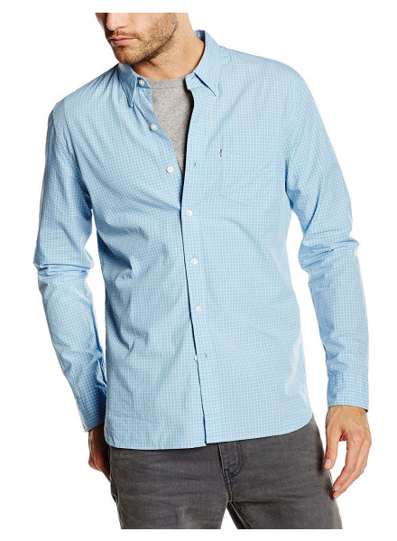 Sunset Pocket Levis Shirt