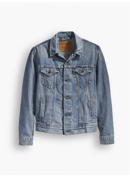 LEVIS TRUCKER ICY JEANS MAN JACKET